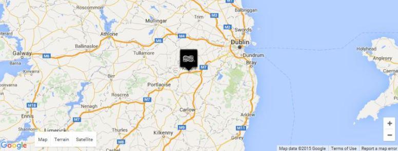 Kildare Map