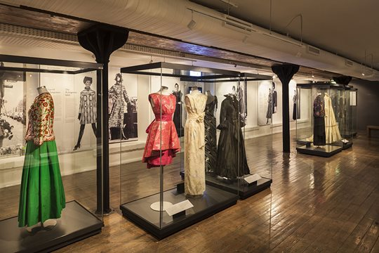 Museum of Ireland Fashion
