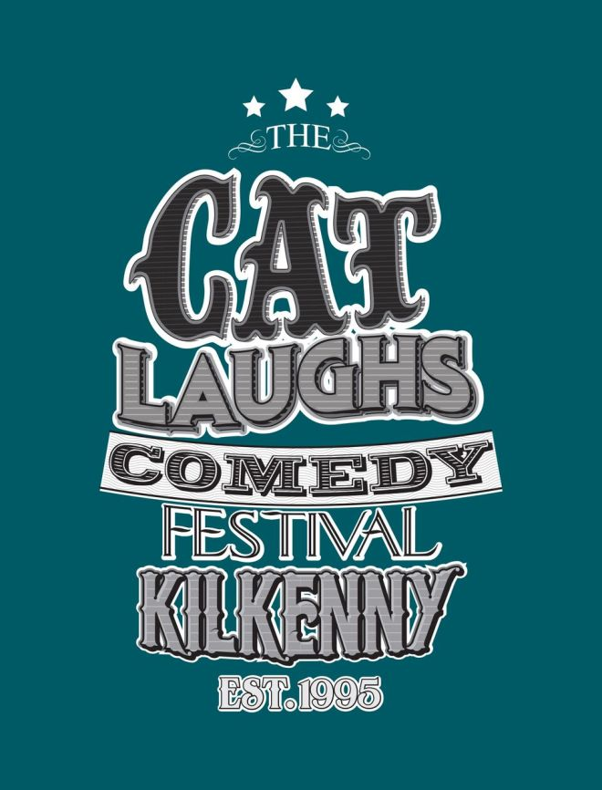 Cats laugh festival kilkenny
