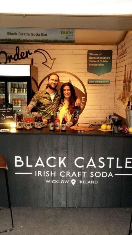 Black Castle Soda