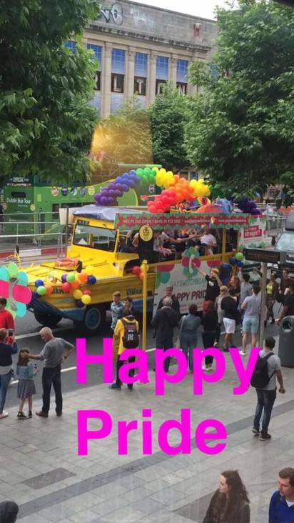 Pride Dublin
