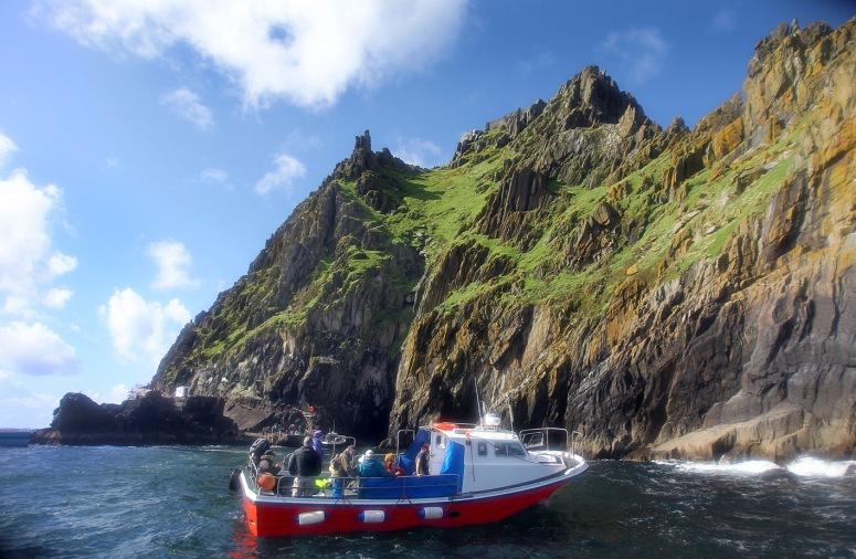 Skellig-boat-trip